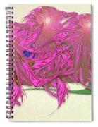 Flower Plant Spiral Notebook
