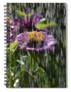 Nourish Me Spiral Notebook