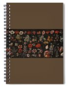 Flower Studies Spiral Notebook