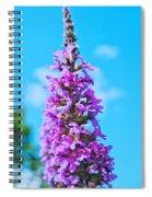 Flower Tower Spiral Notebook