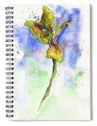 Flower Two Spiral Notebook