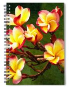 Flowerage Spiral Notebook