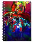 Flowering Beauty Spiral Notebook
