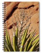 Flowerless Spiral Notebook