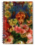 Flowers 1902 Spiral Notebook