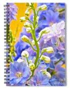Flowers 39 Spiral Notebook