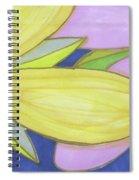 Flowers-5 Spiral Notebook
