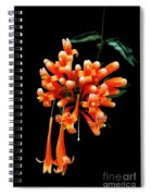 Flowers 69 Spiral Notebook