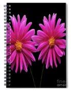 Flowers 74 Spiral Notebook