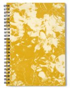 Flowers Abstract 3 Spiral Notebook