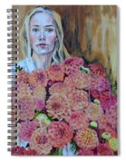 Flowers Didn't Fill Her Spiral Notebook