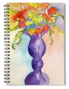 Flowers For Bobbie Spiral Notebook