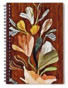 Flowers For Catherine Spiral Notebook