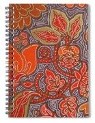 Flowers For Fleet Foxes Spiral Notebook