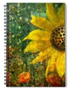 Flowers For Fun Spiral Notebook