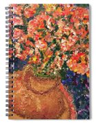 Flowers For Mary Spiral Notebook