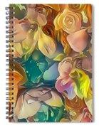 Flowers I Spiral Notebook