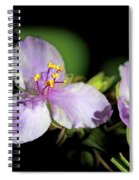 Flowers In Natural Light Spiral Notebook