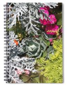 Flowers Of Boca II Spiral Notebook