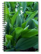 Flowers Of Hapiness Spiral Notebook