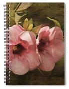 Flowers - Purple Allamanda 2 Spiral Notebook