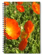 Flowers Spiral Notebook