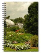Reynolda Village Spiral Notebook