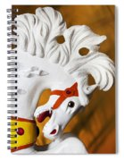 Flowing Mane 1 Spiral Notebook