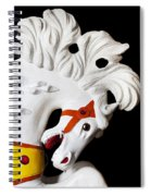 Flowing Mane 2 Spiral Notebook