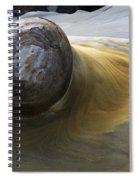 Flowing Rock 1 Spiral Notebook