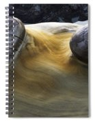 Flowing Rock 4 Spiral Notebook