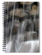 Flowing Veil Spiral Notebook