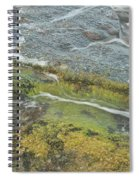 Flowing Water Spiral Notebook