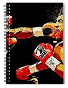 Floyd Mayweather Spiral Notebook