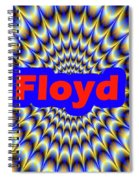 Floyd Spiral Notebook