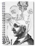 Fludds Mental Faculties, 1617 Spiral Notebook
