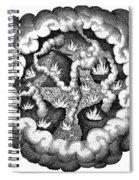 Fludds Primordial Fires, 1617 Spiral Notebook
