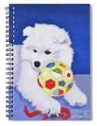 Fluffy's Portrait Spiral Notebook