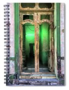 Fluorescent Spiral Notebook