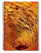 Flushed Spiral Notebook