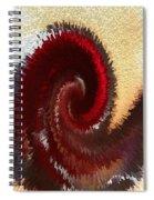 Flushed Spiral Notebook