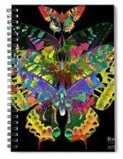 Fly Away 2017 Spiral Notebook