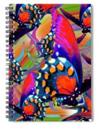 Fly Away Spiral Notebook