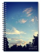 Fly Like A Bird To The Lord Spiral Notebook