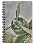 Fly Me Away Spiral Notebook