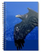 Fly Wild Fly Free Spiral Notebook
