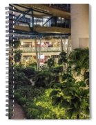 Flyer Atrium Spiral Notebook