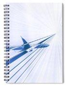 Flying Blind 2 Spiral Notebook