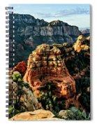 Flying Buttress 04-227 Spiral Notebook