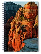 Flying Buttress 06-034 Spiral Notebook